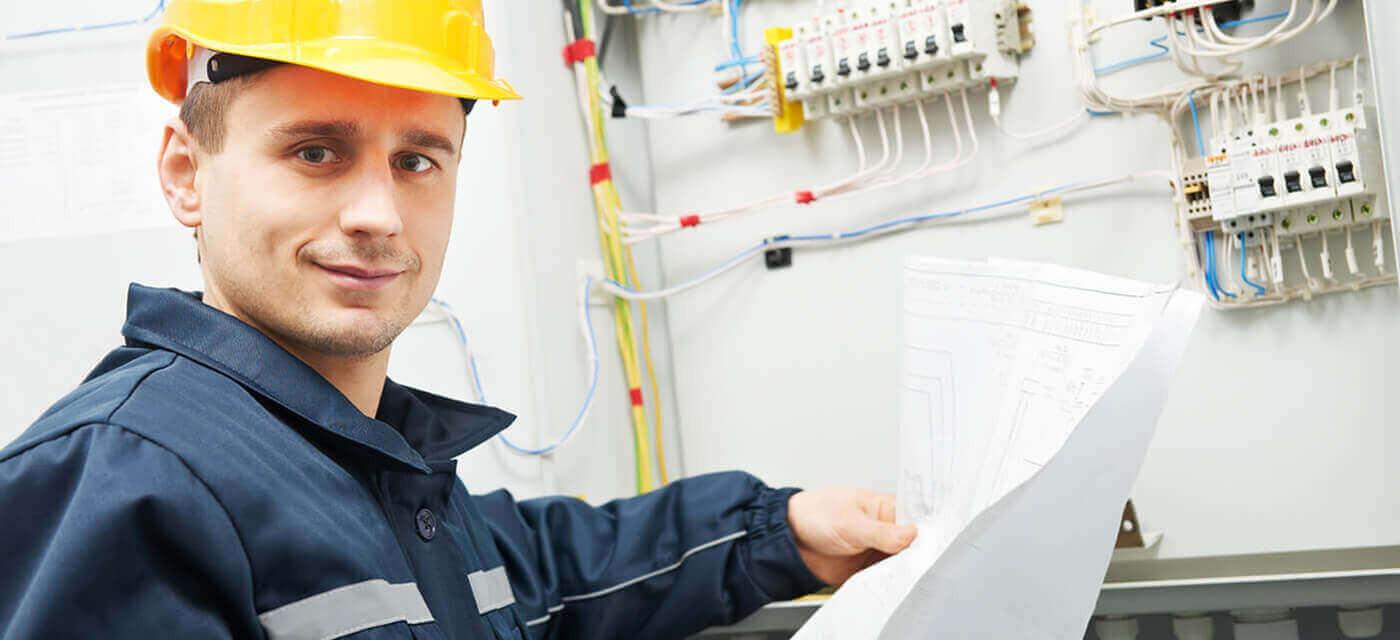 Header für Elektriker Betriebstechnik (m/w/d)
